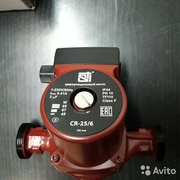 Тепловые насосы - Насос циркуляционный для отопления, 0