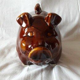 Посуда для выпечки и запекания - Горшок - свинка для запекания, 0