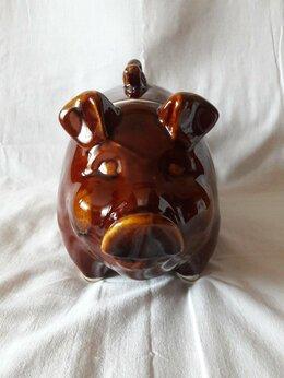 Выпечка и запекание - Горшок - свинка для запекания, 0