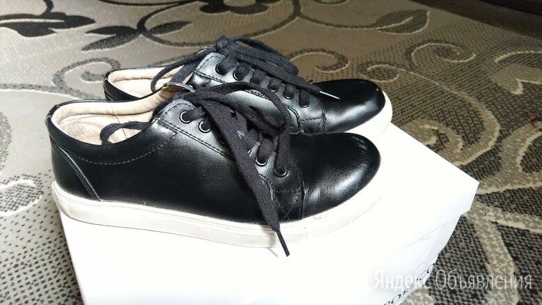 Кеды кожаные по цене 500₽ - Кроссовки и кеды, фото 0