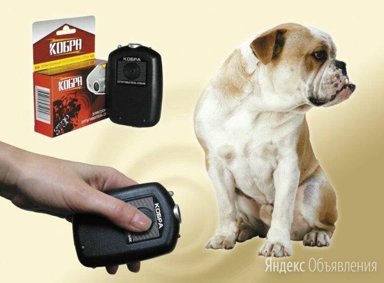 Ультразвуковой электронный отпугиватель собака антидог Кобра брелок по цене 1490₽ - Аксессуары для амуниции и дрессировки , фото 0