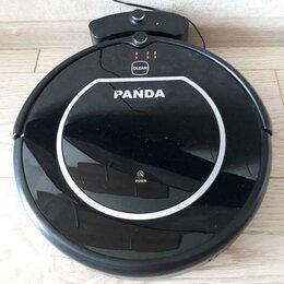 Роботы-пылесосы - Робот-пылесос для дома Панда/Panda X500, 0