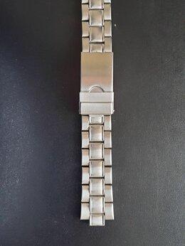 Ремешки для часов - Браслет для часов мужской. STAINLESS STEEL, 0