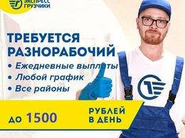 Разнорабочий - Разнорабочий в компанию Экспресс грузчики Барнаул, 0