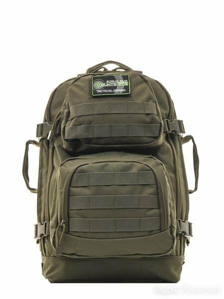 Рюкзак тактический  ткань Оксфорд35л по цене 2800₽ - Рюкзаки, ранцы, сумки, фото 0