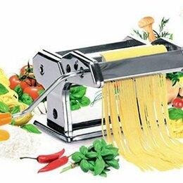 Пельменницы, машинки для пасты и равиоли - Лапшерезка тестораскатка ручная Zeidan Z-1167 3в1 машинка домашняя, 0