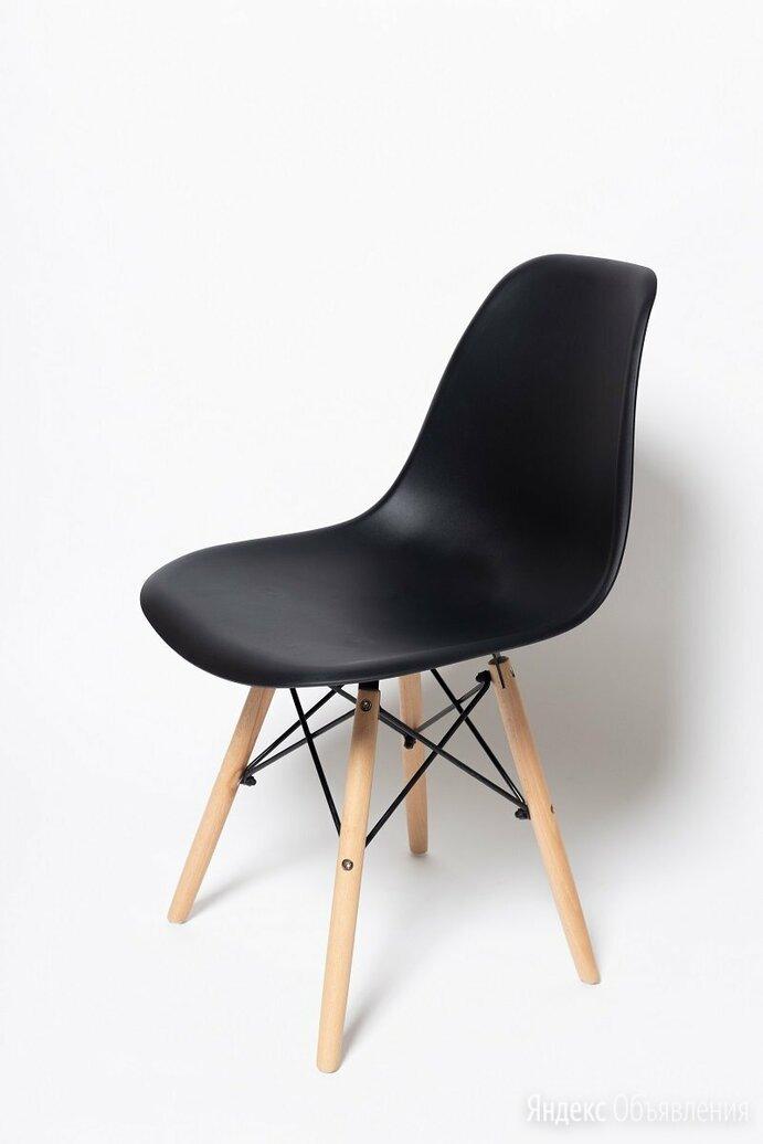 Стул Eames чёрный по цене 1950₽ - Стулья, табуретки, фото 0