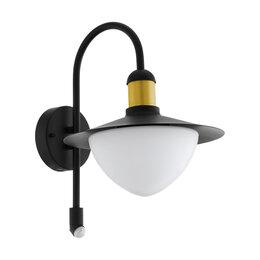 Уличное освещение - Настенный фонарь уличный Eglo Sirmione 97286, 0
