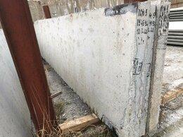 Железобетонные изделия - Плита стеновая ПСЖ-4, ПСЖ-5, 0