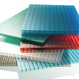 Поликарбонат - Поликарбонат сотовый 8мм Новаттро. Куски, обрезки, остатки от 0,5м2, 0
