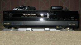 Видеомагнитофоны - ВИДЕОМАГНИТОФОН AIWA VHS (Модель: HV-DK510 GPSKS…, 0