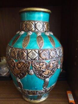 Вазы - Напольная ваза в отличном состоянии, 0