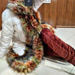 Куртки - 🔴 Blumarine Италия куртка пуховик пальто с мехом, 0