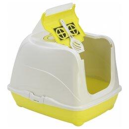 Туалеты и аксессуары  - Moderna Flip Cat (50x39x37h см) Желтый…, 0