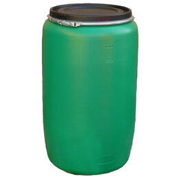 Бочки - Бочка для воды 227 л. пластиковая, 0