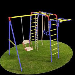 Игровые и спортивные комплексы и горки - Детская площадка на дачу, 0