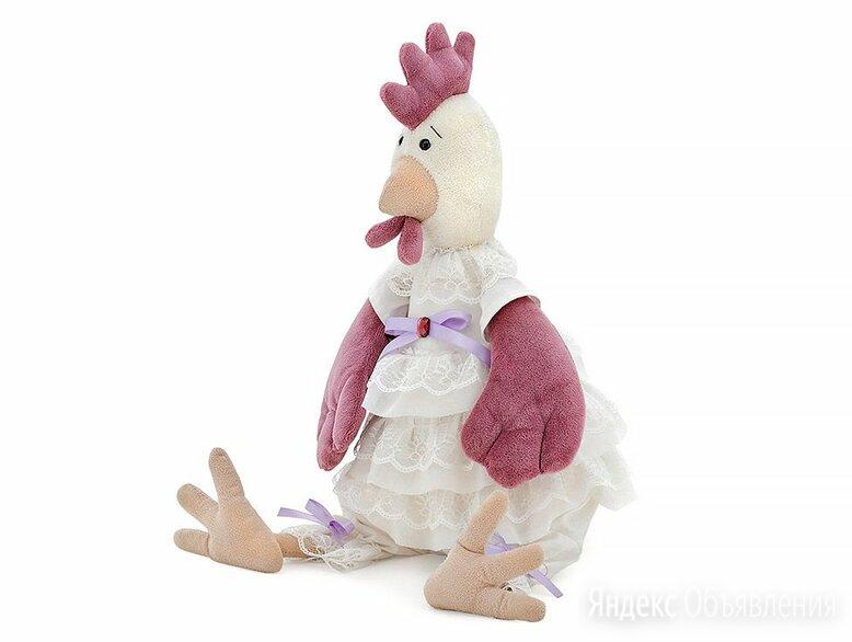Курочка Люсьен, 35 см, ORANGE TOYS, exclusive по цене 1900₽ - Мягкие игрушки, фото 0