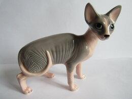 Статуэтки и фигурки - Кот Сфинкс авторская керамика Вербилки новый, 0