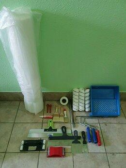 Прочие штукатурно-отделочные инструменты - Набор для малярных работ, 0