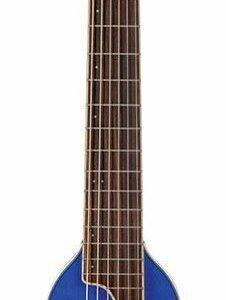 Электрогитары и бас-гитары - Акустическая тревел-гитара Washburn Rover…, 0