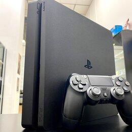Игровые приставки - Sony PlayStation 4 Slim 1Tb , 0