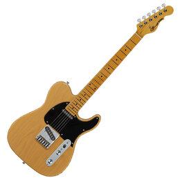 Электроустановочные изделия - G L TIEACL-124R39M50 Tribute ASAT Classic Butterscotch Blonde MP Электрогита..., 0