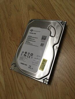 Внутренние жесткие диски - Seagate Desktop HDD 1 TB (SATA), 0