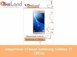 Защитные пленки и стекла - Защитное стекло Samsung Galaxy J7 (2016)Ш01514, 0