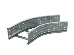 Кабеленесущие системы - DKC Угол лестничный 45 градусов 150x800, горячий…, 0