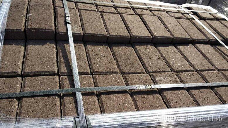 Брусчатка 20.10.4 в ассортименте по цене 450₽ - Садовые дорожки и покрытия, фото 0