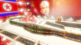 Рисование - 3d картины и видеоролики 3d СССР, 0