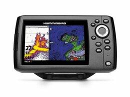 Эхолоты и комплектующие - Эхолот HUMMINBIRD HELIX 5X CHIRP SI GPS G2 ACL, 0