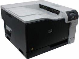 Принтеры и МФУ - Принтер лазерный HP Color LaserJet Professional…, 0
