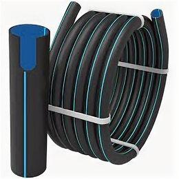 Водопроводные трубы и фитинги - Труба для полива ПНД пластиковая, 0
