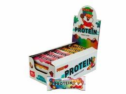 Продукты - Протеиновые батончики 60 г (22 г белка), 0
