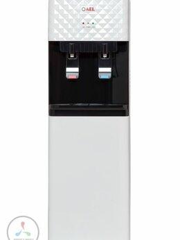 Кулеры для воды и питьевые фонтанчики - Кулер для воды LC-AEL-88c white/black, 0