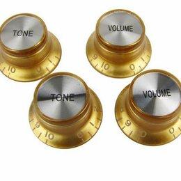 Аксессуары и комплектующие для гитар - Ручки крутилки для SG Standard и DeLuxe De Luxe, 0
