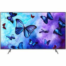 Телевизоры - Телевизор Samsung QE55Q6FNAU код 1722760, 0
