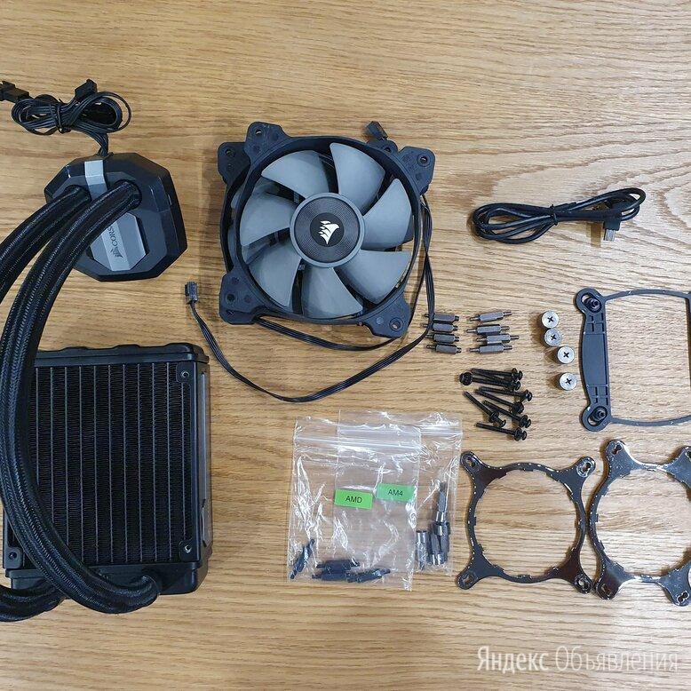 СВО Corsair H80i v2 (CW-9060024-WW) по цене 2500₽ - Кулеры и системы охлаждения, фото 0