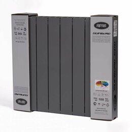 Радиаторы - Радиатор rifar supremo 500-10 Ду 3/4 Титан, 0