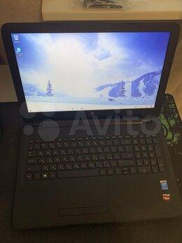 Ноутбуки - HP 4 ядра,8Гб,SSD 128Гб, Radeon R5-M330 2Гб, 0