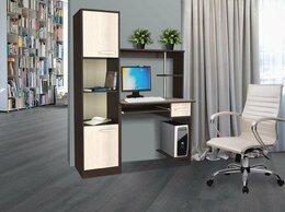 Компьютерные и письменные столы - Стол компьютерный Дебют с пеналом, 0