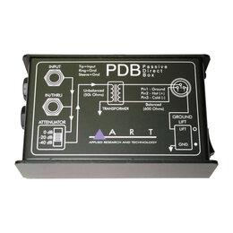 Аксессуары для проекторов - ART PDB Директ-бокс, пассивный одноканальный, 0