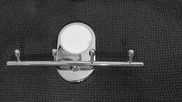 Держатели и крючки - Вешалка для полотенец хром, 0