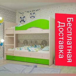 Кровати - Двухъярусная кровать Мая, 0
