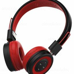 Наушники и Bluetooth-гарнитуры - Беспроводные Bluetooth наушники celebrat A4, 0