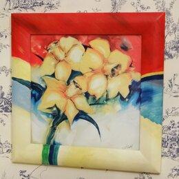 Картины, постеры, гобелены, панно - Нарциссы Постер, 0