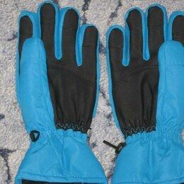 Защита и экипировка - Перчатки лыжные, 0