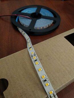 Светодиодные ленты - Светодиодные ленты 120 диодов/метр, 12В, 0