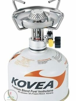 Туристические горелки и плитки - Горелка газовая Kovea KB-0410 Scorpion stove, 0